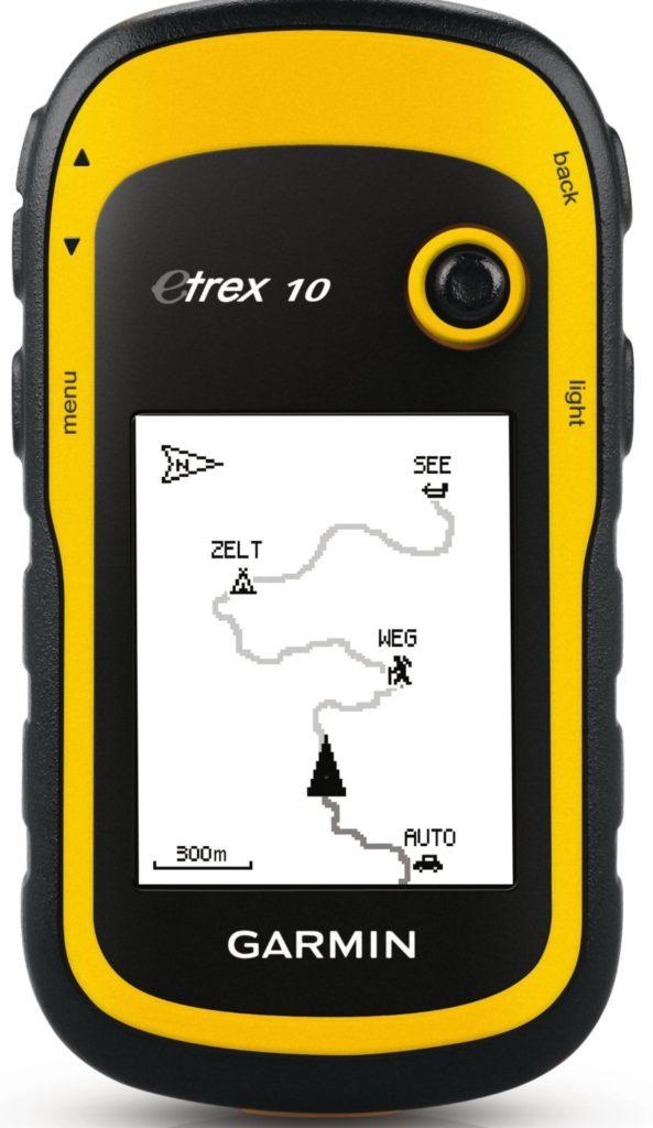 GPS-Gerät-Wandern