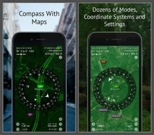 Commander-Compass-Lite-App