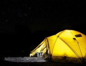 Ultraleicht Zelt