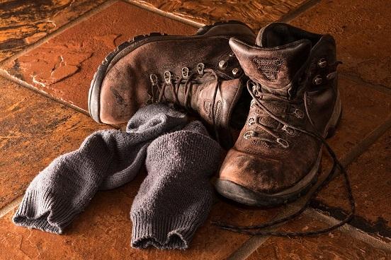 beheizbare Socken Titelbild